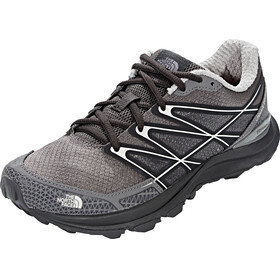 The North Face Litewave Endurance Running Trail Shoes Ladies Dark Gull Grey/Foil Grey